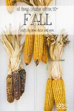Fall Inspiration Ideas | 50+ | Creative Cain Cabin