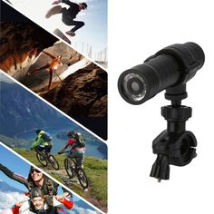 41.99$  Buy here - Night Vision Sport Action Camera DV Waterproof Camera Recorder With Clip Holder Support SOS And MIC Function  #aliexpress
