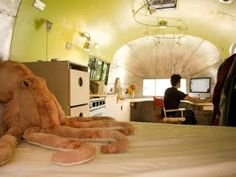 Airstream Inside
