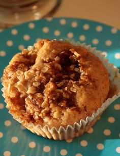 The Rookie Foodie: Caramel Apple Muffins