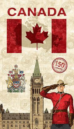 Canadian Sesquicentennial - but please remember, the colonization of Canada is 150 years old; Canada is far older than that. Canadian Things, I Am Canadian, Canadian History, Canadian Culture, Wallpaper Canada, Canadian Quilts, Quilts Canada, Canada Day Crafts, Arte Do Harry Potter