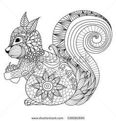 ausmalbilder tiere mit muster | ausmalbilder, ausmalbilder tiere, ausmalen