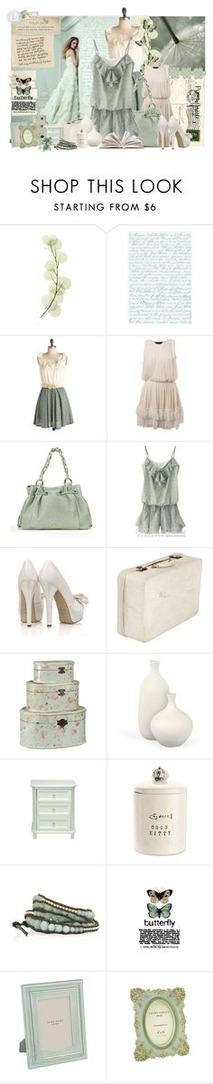 """""""Nothings Mou ~ Soft Nothings"""" by kerpatrick183 ❤ liked on Polyvore featuring Yumi, SOLD Design Lab, Miss Selfridge, Elliott Lucca, Fendi, Shabby Chic, Zara, Chan Luu, Laura Ashley and WALL"""
