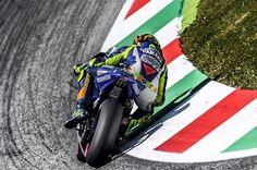 Valentino Rossi Mugello2015