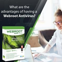 What are the advantages of having a Webroot Antivirus? World, The World, Earth