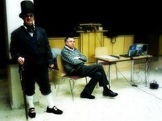 El Alcalde y el Guionista