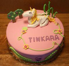Onchao cake ( Mia and Me )