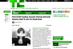 http://techcrunch.com/2013/06/17/post-25m-funding-russian-startup-ostrovok-slashes-staff-to-aim-for-break-even/ ...   #Indiegogo #fundraising http://igg.me/at/tn5/