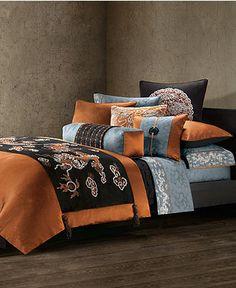 Natori Bedding, Bushido Collection - Bedding Collections - Bed & Bath - Macy's