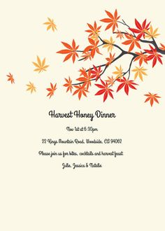 Invite your friends to a Thanksgiving Feast with a gorgeous invitation from Sendo. Ask guests to bring food items and track RSVPs. Even upload your favorite song! Thanksgiving Invitation, Thanksgiving Baby, Invite Your Friends, Baby Online, Food Items, Holidays And Events, Party Planning, Track, Invitations