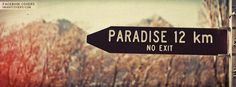 Paradise Facebook Covers