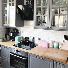 Our favourite stylish Ikea kitchens plucked straight from Instagram - Instagram on HOUSE by House & Garden