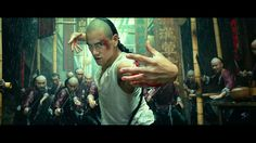 Man vs. Chinese Gang Matrix style : Rise of the Legend