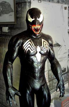 Amazing Venom cosplay