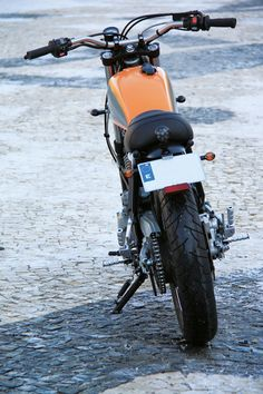 Cafe Racer Obsession: NUVOLARI