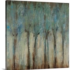 Found it at Wayfair - 'Whispering Winds' by Liz Jardine Painting Print on Canvas