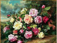 Decora con Flores: Flores decoupage