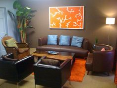 Lead Pastor Office/Conference Room  Newsong Church  Irvine, CA