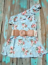 Belted Cowgirl Top | Elusive Cowgirl
