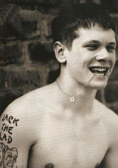 Jack O'Connell....love boys with accents