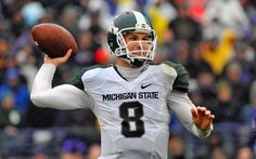 "Kirk Cousins sends Michigan State quarterbacks 'You like that' shirts. T-shirts were of course printed. According to For the Win, Cousins sent a bunch to his alma mater in East Lansing. The Spartans are big fans of their former QB and his humorous antics.  ""The whole 'You Like That' thing, it's funny,"" said quarterback Connor Cook. ""I haven't picked my t-shirt up yet, but we all have them.""   12/30/2015"