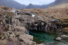 Skye and the Fairy pools, sharp Cuillin in the mist, snow in May, 5 mile low level walk in Coire na Creiche waterfalls #sky #fairypools #scotland #cuillinhills  #hillwalking #nofilter #highlands #landscape