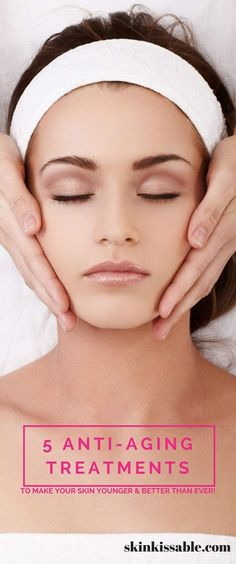 Want amazing wrinkle free skin? Have a look at these top skin care treatments.