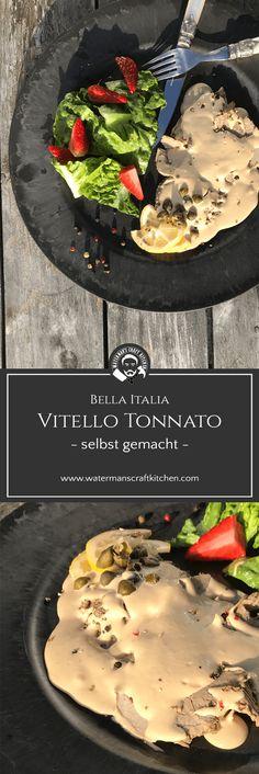 Vitello Tonnato - Oh Bella Italia - Waterman's Craft Kitchen