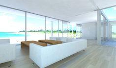 Quadrant House is a Prefab Luxury Home That Minimizes Waste