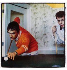 Paul Weller (Wellerworld) Style Council , Mick Talbot