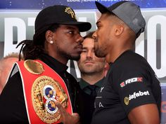 Anthony Joshua ready to rock ahead of Charles Martin world title fight