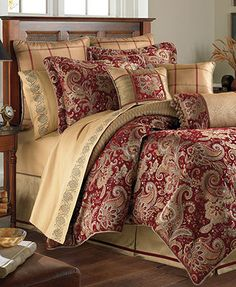 Croscill Bedding, Mystique Comforter Sets