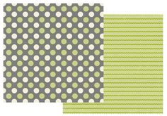 """Persnickety """"Ritzy"""" Paper by Lilly Bee #StudioCalicoPinToWin"""