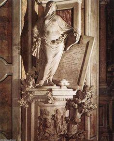 Antonio Corradini, La Pudicizia (Modesty), 1752.