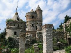 Castle Taródi or Crazy Castle, Hungary Places Around The World, Travel Around The World, Around The Worlds, Capital Of Hungary, Hungary Travel, Heart Of Europe, Cathedral Church, Beautiful Castles, Beautiful Places To Visit