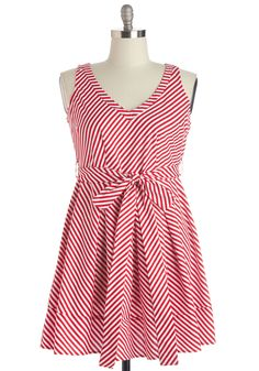 6d1960c9955da Dandy Cane Dress. Add sweetness to your day with this festively striped  frock.