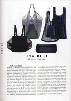 EVA BLUT in FAQ Polyvore, Bags, Fashion, Handbags, Moda, Fashion Styles, Fashion Illustrations, Bag, Totes