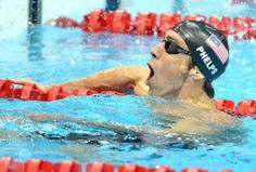 Phelps breaks Olympic Medal Record!