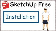 Sketchup Free - 01- Installation Sketchup Free, Memes, Trainers, Learning, Meme