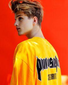 Alex Lange — boys. character inspiration. male models.