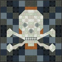 Parson Gray (aka David Butler) has done it again and this is a free pattern yippeee!!