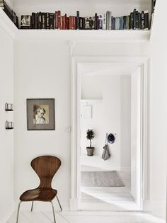 Book storage. The Best Shelves for Small Spaces Sparse Wabi-Sabi Shelving