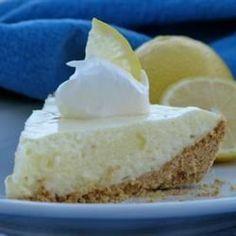 Lemon Cloud Pie I - Allrecipes.com