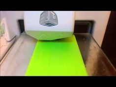 Cube 3D Printer Time Lapse - GS4 Case by David Farmer #Cubify