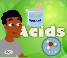 """Scholastic """"Acids and Bases"""" video explanation"""