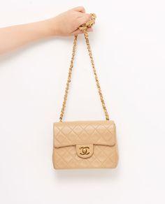 87497f24fbf5 7 Best Chanel Vintage images   Vintage chanel, Bag Accessories ...