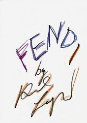 Books must reads great authors reviews FENDI 50  Years - Karl Lagerfeld fashion history an insight into Karl Lagerfeld's  working processes