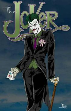 The Joker....this is pimp