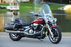 Photo Gallery: 2009 Yamaha V-Star 950 and 950 Tourer Motorcycles: Accessorized Tourer