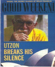 Utzon breaks his silence Secret Diary, The Secret